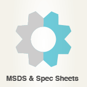 MSDS and Spec Download Button
