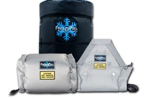 Freeze Protection and Material Handling
