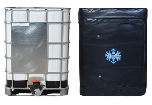 FreezePro® Tote tank on/off insulation